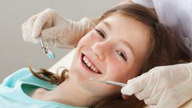 children scared of dentist